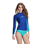 UPF50+ New Women Scuba & Snorkeling Sunscreen Rash Guard Surfing Jellyfish Swimwear
