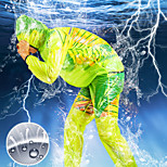 NUCKILY Riding Raincoat Rain Pants Suit Split Poncho Male And Female Mountain Bike Riding Clothes Sunscreen Windbreaker