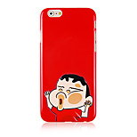 Cartoon Pattern Full Color Hard Back Cover Case for iPhone6/6S