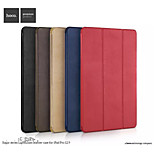 HOCO R Newest Thin Lie Fallow PU Tablet Protect Shell With Stand Holder for ipad pro 12.9 Assorted Colors
