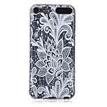 LOGROTATE®Anti-skidding Design Bright Flower Pattern TPU Soft Case for iPod Touch 5/6 (Assorted Colors)