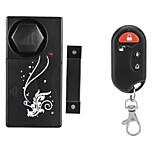SKY FK-9806 Smart Home Magnetic Sensor Alarm 1 Magnetic Sensor 1 Remote Control