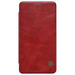 NILLKIN Qin Series Leather Case Turnkey Following Cover Case for Micorsoft Lumia 950(Assorted Colors)