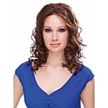 Syntheic Wave  Wig Extensions Charming Medium Wave