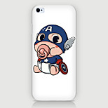 Anime Pattern PC Phone Case Back Cover Case for iPhone6/6S