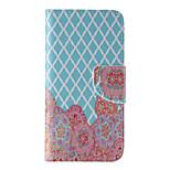 la nueva caja del teléfono celular es ornamental carta invertida material de cuero de la PU para el iphone 6 / 6s