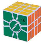 QJ New Type 4 Layers SQ SKWEB Magic Cube