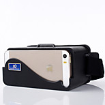 Christmas Gift Google Cardboard Head Mount Plastic Version 3D VR Virtual Reality Video Glasses for iPhone5/5s/5c