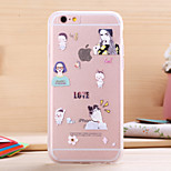 New Silk Pattern Popular Element Cases for iPhone6/iPhone 6s(Assorted Colors)