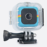 Kingma polaroid cas antichoc étanche pour polaroid CUBE + caméra d'action de tous les supports HD en série de cube