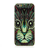 The cat Pattern  Hard Case for iPhone 6/6S