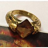 Jewelry Inspired by Cosplay Cosplay Anime Cosplay Accessories Ring Golden Male / Female