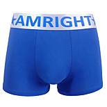 Am Right Herren Baumwollmischung Kurze Boxershorts AM010