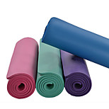 NBR Yoga Mats 180*66*1 Non Toxic (0.4 inch) 10 Green / Dark Blue / Dark Purple SHENGDE