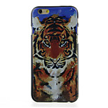 Big tiger  Pattern  Hard Case for iPhone 6/6S