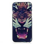 Tiger Pattern  Hard Case for iPhone 6/6S