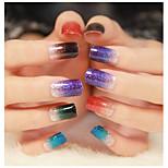 - Finger - 3D Nails Nagelaufkleber - Acryl - 1 Stück - 10*5*0.5 cm