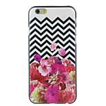 Lovely Flowers Pattern  Hard Case for iPhone 6/6S