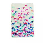 Love Painted TPU Tablet computer case for ipad mini1/2/3