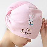 Rabbit Shower Cap Super Absorbent Thick Random Style