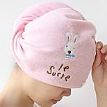 Rabbit Shower Cap Super Absorbent Thick Random Style