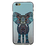 An elephant High Quality and Good Price Pattern  Hard Case for iPhone 6/6S