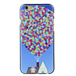 Hot air Balloon Pattern  Hard Case for iPhone 6/6S