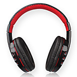 headband csr4.0bluetooth auricular inalámbrico con el auricular micrófono estéreo