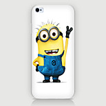 Happy Cartoon Pattern PC Phone Case Back Cover Case for iPhone6/6S
