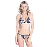 Zebra Print Push Up Top Small Butt 2016 Large Women Plus Size Sexy Picture Of Mature Micro Bikini M.L.XL.XXL DM074