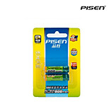 Pisen 800mAh Rechargeable Ni-Mh AAA  Battery 1.2V One Pair for Remote Control (2 PCS)