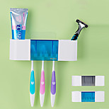 Much Kinetic Energy is Convenient Toothbrush Rack