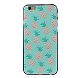 Ten Pineapple Pattern  Hard Case for iPhone 6/6S