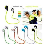 rápidos del bluetooth 4.0 deportivas inalámbrica auriculares ejercicio auriculares gimnasio bluetooth con el micrófono para el iphone