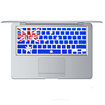 Australian flag Silicone Keyboard Cover Skin for MacBook Air 13.3, MacBook Pro With Retina 13 15 17 US Layout