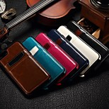 luxe pu lederen full body case met kaartslot en staan TPU hoes voor de iPhone 6 / 6s 4.7