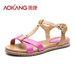 Aokang® Women's Leather Sandals - 132823461