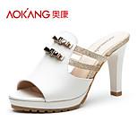 sandali in similpelle delle donne aokang® - 132811301
