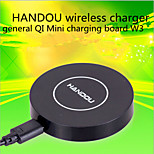 HANDOU Wireless Charger For NOKIA 920/ Samsung Edge S6 Mobile Phone General QI Mini Charging Board W3