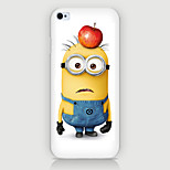 Yellow People Pattern PC Phone Case Back Cover Case for iPhone6/6S