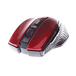 MJT JT3240 Wireless Mouse Optical Mouse 2.4GHz 1600DPI  5 keys Design