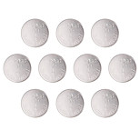 SSUO AG5/393A/SR754/LR754 1.55V Alkaline Cell Button Batteries (10 PCS)