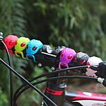 Luces para bicicleta , Luz Delantera - 3 Modo 200LM Lumens Fácil de llevar CR2032 x 2 Batería Ciclismo/BicicletaNegro / Azul / Verde /
