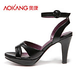 Aokang® Women's Leather Sandals - 132811536