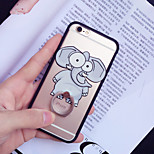 Lovely Series Ring Buckle Cases for iPhone6/iPhone 6s