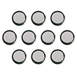 SSUO AG7/395A/LR927/LR57/SR927SW 1.55V Alkaline Cell Button Batteries (10 PCS)