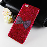 Bowknot Pattern Hard Back Cover Case for iPhone6/6S