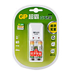 GP 700mAh 1.5V AAA Household Batteries 2pis