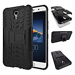2015 Hot Sale Dual Heavy Duty Armor Shockproof Shield Rugged Case For Lenovo Zuk Z1 Hybrid Stand Case