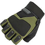 WEST BIKING® Tactical Half Finger Gloves Male Fingers Slip Spring Outdoor Sports Riding Rider